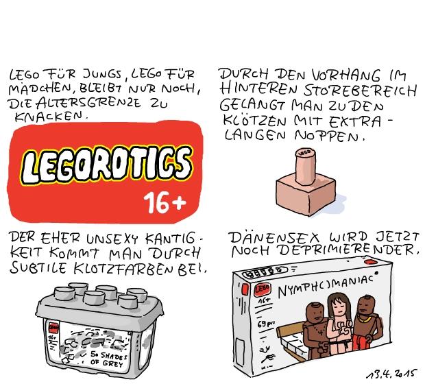 legorotics